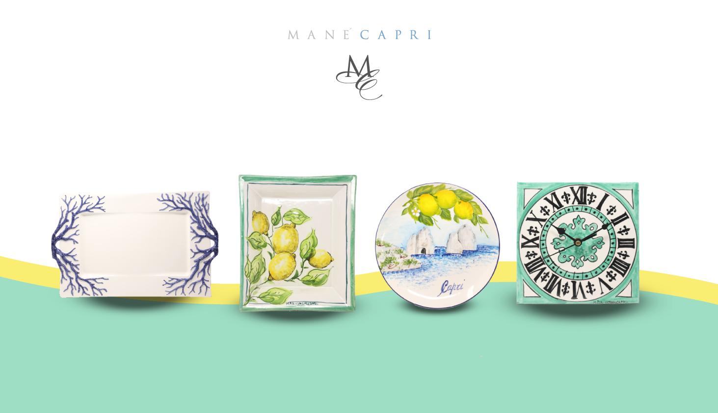 My Capri's home: l'home decor del 2021 è in stile Capri