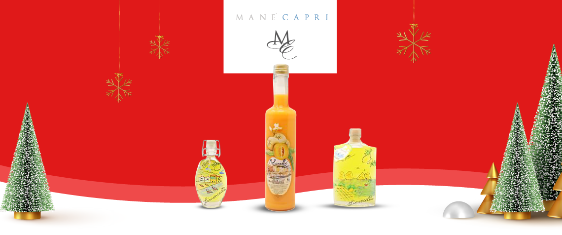 Christmas 2020: Gift ideas with the taste of Capri